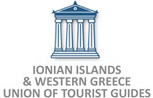 IONIAN ISLANDS and WESTERN GREECE  UNION OF TOURIST GUIDES