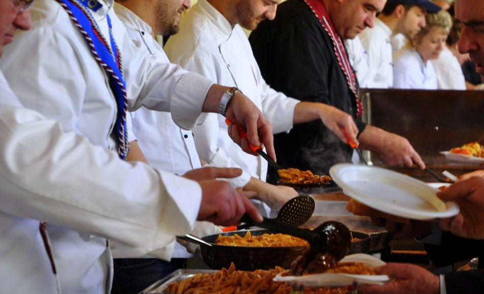 Corfu Food & Wine Festival Opening Ceremony