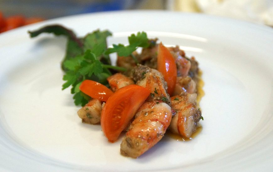 The Cuisine of Corfu