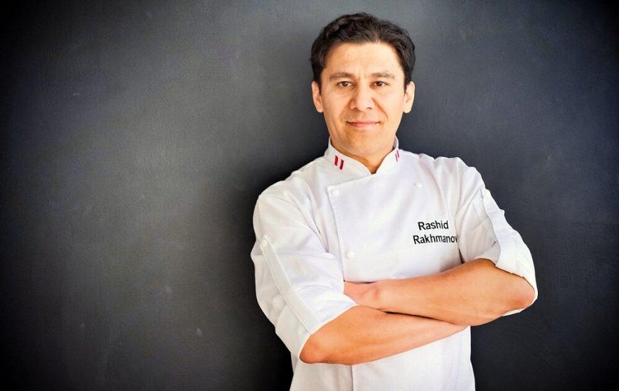 The leading chef of the Kama-river cuisine in Corfu F&W Festival